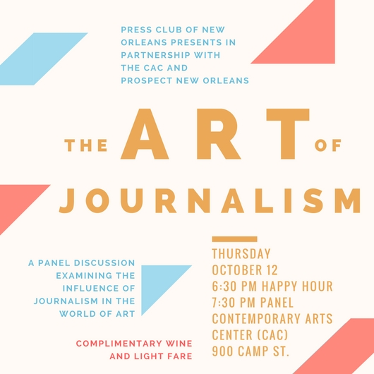 The Art of Journalism: Media in the realm of art - Press